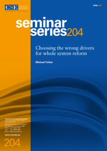 fullan seminar series cover